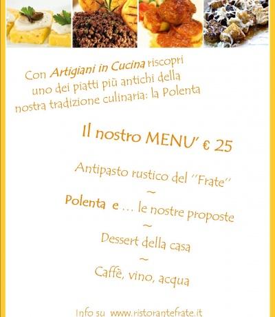 """Rassegna gastronomica """"Polenta e…"""""""